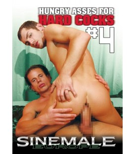 Hungry asses for hard cocks n°4 [Sinemale film porno]