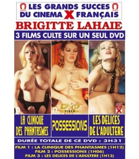 La clinique des phantasmes - Possessions - Les délices [Blue One film porno]
